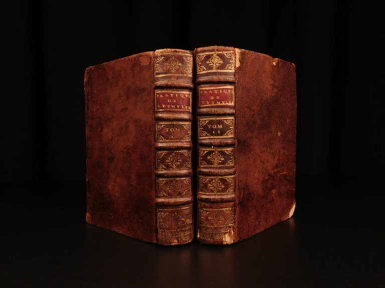 Image of 1699 Medicine & Surgery German Ettmuller Human Anatomy Pathology Physiology 2v