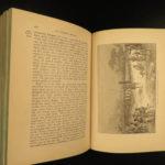 1890 1st ed Darkest Africa Henry Stanley Emin Pasha Expedition Livingstone