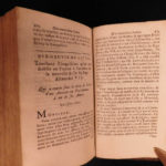 1688 Blaise Pascal Provincial Letters Witchcraft Sorcery JESUIT Philosophy Magic