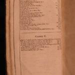1670 ENGLISH ed Francis Bacon Sylva Sylvarum Atlantis Natural History Philosophy