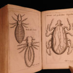 1671 Francesco Redi Science Experiments on Insects Vipers Snakes Natural History