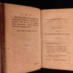 1803 Almanac anti-French Revolution Propaganda Portraits Politics Louverture
