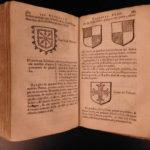 1664 Wonders of Nature Wars Fireworks Gold MAGIC Pseudo Science Medicine Binet