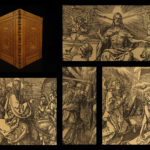 1884 FAMOUS Albrecht DURER Passion of Jesus Christ Iconography Illustrated Bible