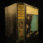 1933 1st ed Edgar Allen Poe Tales of Mystery Clarke Illustrated Macabre Occult