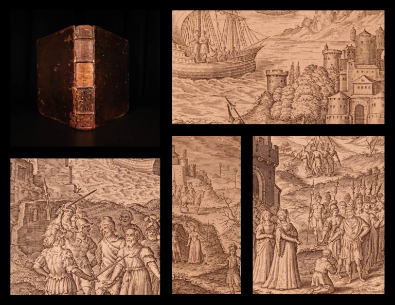 Image of 1629 John Barclay English Argenis Political French Religion WARS Illustrated