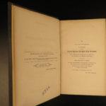 1864 1st ed 60th New York Infantry Union Civil War Gettysburg SLAVERY Railroads