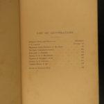 1881 1ed Jefferson Davis Rise & Fall of Confederacy Slavery Civil War MAPS CSA