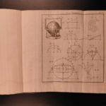 1774 Lalande Astronomy Navigation Mathematics Moon Telescope Newton Illustrated