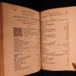 1642 Censorinus De Die Natali Ancient ROME Philosophy Astronomy Lindenbrog RARE