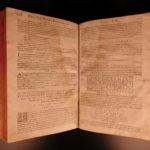 1594 Hieroglyphica EGYPT Egyptian Hieroglyphics Illustrated Bolzani Horapollo