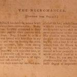 1793 Astrology Magazine Occult Philosophy MAGIC Nostradamus Demons Witchcraft
