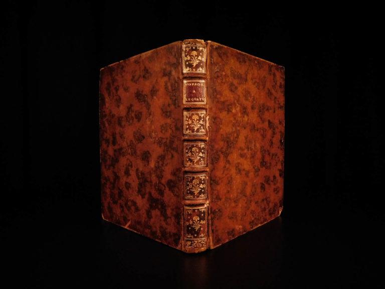 Image of 1751 1ed Condamine Science Voyage Equador Quito Pyramids Newton South America