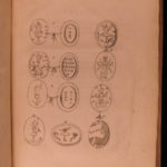 1670 Pignoria Mensa Isiaca EGYPT Illustrated Egyptian Hieroglyphics A. Kircher