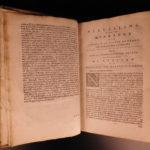 1681 Hugo Grotius Dutch Low Countries AMERICA Trade Indies Annals & Histories