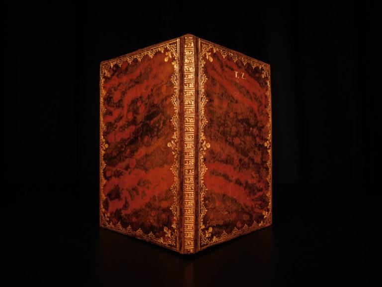 Image of 1788 Handwritten German Manuscript Prayerbook Gebetbuch Beautiful