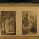 1830 South WALES Illustrated by Gastineau Britain Welsh Castles Cathedrals