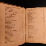 1559 Giovio FAMOUS Lives Erasmus Machiavelli Albert Magnus Thomas More Medici