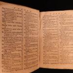 1589 Ammiani Renaissance Preacher Manual anti-Lutheran Augustinian Italian Monks