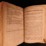 1673 Scholae Wintoniensis Latin Phrases Grammar Winchester College Linguistics