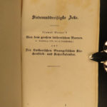 1848 1ed Das Kloster Scheible Occult Fairy Tales Superstitions Fischart Flohatz
