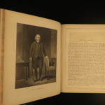 1862 National Portrait Gallery Alonzo Chappel George Washington Thomas Jefferson