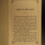 1867 1ed West Point Guide United States Military Post-Civil War Illustrated MAPS