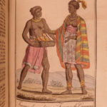 1796 1st ed Saint-Sauveur VOYAGES Africa Asia Color Illustrated Costumes China