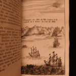 1698 1ed William Dampier Voyages Illustrated MAPS Pirates Pacific Islands CHINA