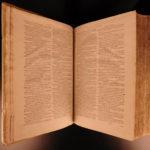 1607 Sanchez Marriage Jesuit LAW Sexuality Perversion Forbidden Books! FOLIO