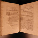 1654 Fundamenta Medicinae Plempius Medicine Descartes Harvey Kepler Optics
