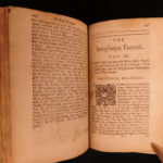 1680 Erasmus Rotterdam English 1ed Colloquies Humanism Rhetoric WAR Philosophy