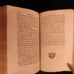 1666 1st ed Queen Marie de Medici Memoirs France Henry IV Louis XIII RARE