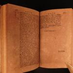 1676 Jewish Astrology Mythology Kabbalah Michaelis Gaffarelli Curiosities Occult