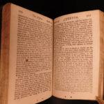 1682 History of Justin Pompeius Trogus Macedonia ROME Augustus Caesar English