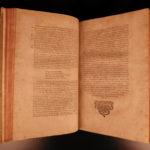 1679 1ed Bibliotheca Germanica Michael Hertz First German Bibliography Germany