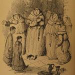 1870 Ingoldsby Legends Occult Esoteric Tenniel Leech Cruikshank Illustrated