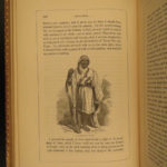 1848 Israel Cairo Middle East Travel MAPS Forty Days in the Desert Illustrated