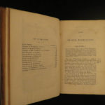 1843 Life of George Washington by Jared Sparks American Military Revolutionary WAR