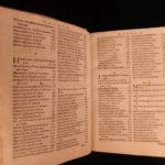 1581 1ed Boccaccio Genealogy of the GODS Roman Mythology Betussi Italian Zoppini