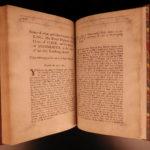 1685 1ed Assassination King Charles II England Rye House Plot 2in1 Thomas Sprat