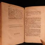 1673 Sanderson Episcopacy LAW Catholic vs Protestant England Wenceslaus Hollar