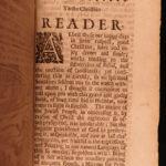 1693 RARE English Testament Twelve Patriarchs Armenian Orthodox Bible Apocrypha