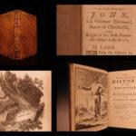 1756 History of Masaniello Revolt in NAPLES Giraffi Dutch Habsburg Spain English