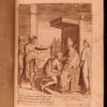 1639 St Francis Assisi Life & Miracles Illustrated Angels Demons Catholic Rossi
