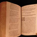 1666 King Henry III Catherine Medici French Memoirs Louyse Lorraine France WARS