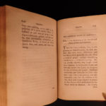 1793 Benjamin Franklin Autobiography on Marriage Politics Slavery Indians Science