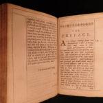 1667 Simon Patrick Mensa Mystica Eucharist Baptism Aqua Genitalis England 2in1