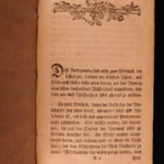 1794 1ed Immanuel KANT Prolegomena Critique of Reason Metaphysics Philosophy