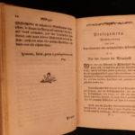 1794 1ed Immanuel KANT Prolegomena Critique of Reason Metaphysics Philosophy